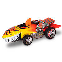 Hot Wheels машинка-хищник акула хот вилс звук, свет Fighters Sharkruiser