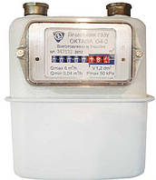 Счетчик газа мембранный Октава G 4 без КМЧ