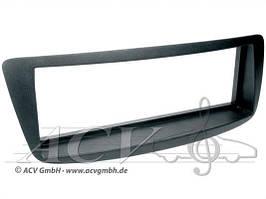 Рамка переходная ACV 281040-10 Citroen C1, Peugeot 107, Toyota Aygo