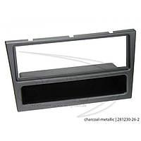 Рамка перехідна 281230-26-2 Opel Corsa D 06->) Color Elegance (stealth-black)