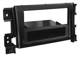 Рамка переходная ACV 281294-02 Suzuki Grand Vitara (06>) чёрная