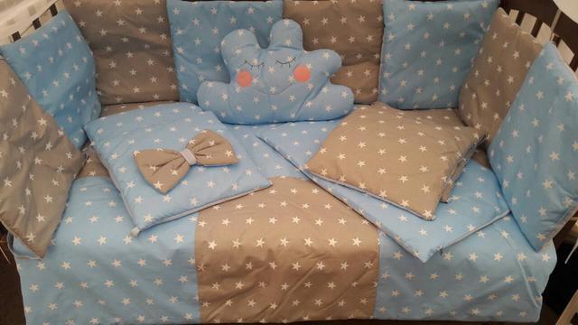 Детский постельный комплект