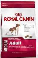 Корм Royal Canin (Роял Канин) MEDIUM ADULT (МЕДИУМ ЭДАЛТ)  для собак средних пород 15 кг