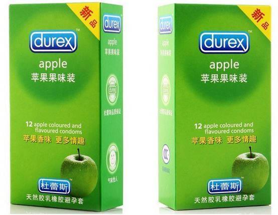 Презервативы Apple 12 шт