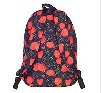 Рюкзак разноцветны фрукты ( городской рюкзак )