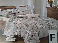 Евро комплект постельного белья SUPER VILLIhome textile 6 частей, фото 1