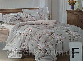 Евро комплект постельного белья SUPER VILLI home textile 6 частей