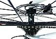 """Горный велосипед WINNER GLADIATOR 29"""" 20""""  Черно-синий 2018, фото 10"""