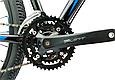 """Горный велосипед WINNER GLADIATOR 29"""" 20""""  Черно-синий 2018, фото 7"""