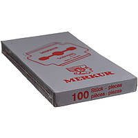 Лезвия одноразовые Merkur 10 шт в упаковке (MP-361)