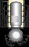 Аккумулирующая емкость Austria Email PSR 1000L, фото 2