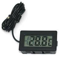 Термометр цифровой с выносным датчиком, цифровий термометр з датчиком, цифровой термометр электронный