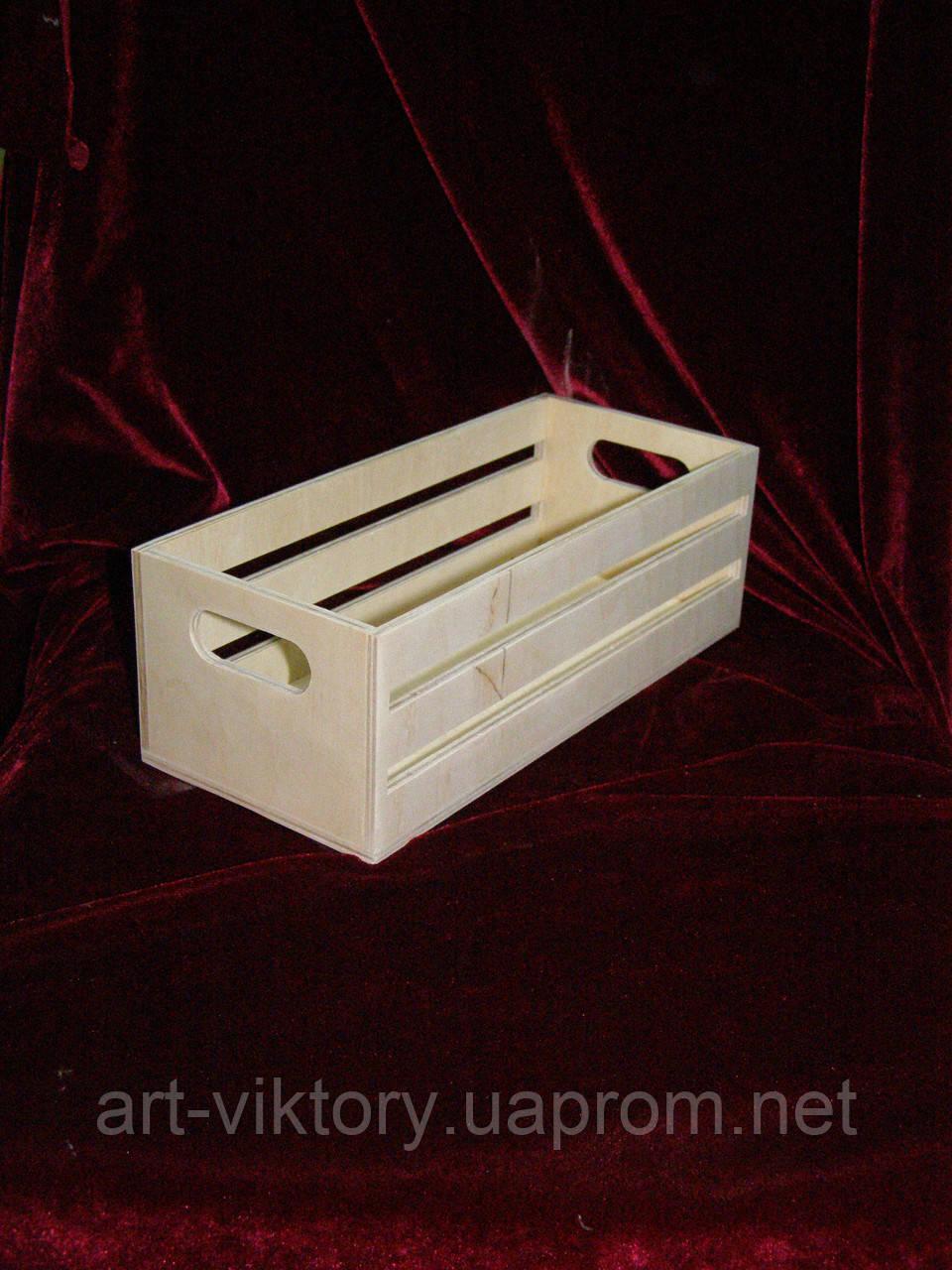 Короб для мелочей ( 26 х 10 х 8 см)