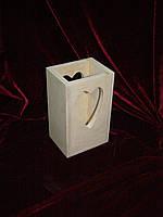 Стаканчик под художественные кисточки (10,5 х 8,5 х 16,5 см)