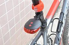 Лазерная велосипедная дорожка, фото 3