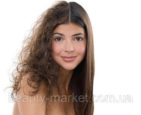 Способы выпрямления вьющихся волос