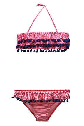 Раздельный детский купальник для девочки, фото 2