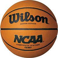 "Баскетбольный мяч Wilson NCAA Composite Official Basketball 29,5"""