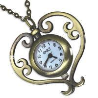 Карманные часы «Сердце» NWF211 - Интернет-магазин «MIZO» в Харькове
