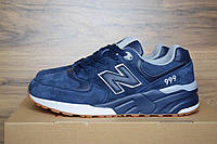 Кроссовки мужские New Balance 999 Код OD-1319 Синие