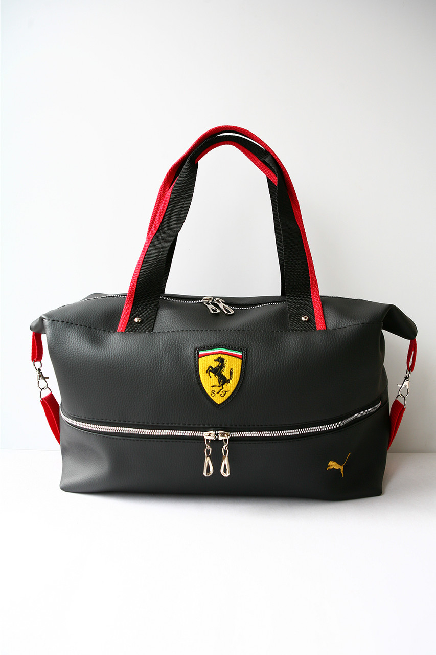 170b6c83d267 Сумочки Ferrari Puma стильная спортивная сумка пума феррари - Медицинская  одежда, Мужская и Женская одежда