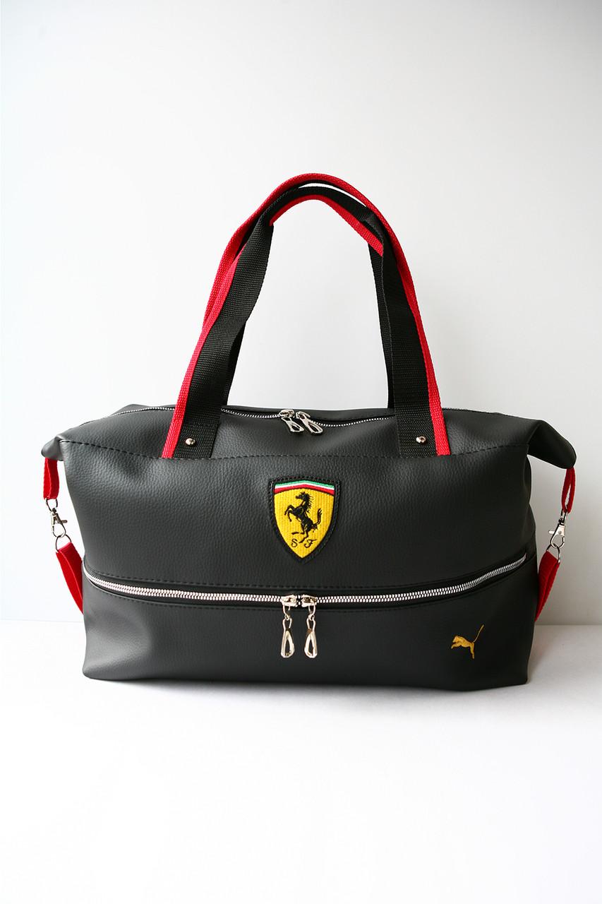 432a0bcd Сумочки Ferrari Puma стильная спортивная сумка пума феррари - Медицинская  одежда, Мужская и Женская одежда