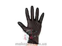 Перчатки S (чёрные, пара)