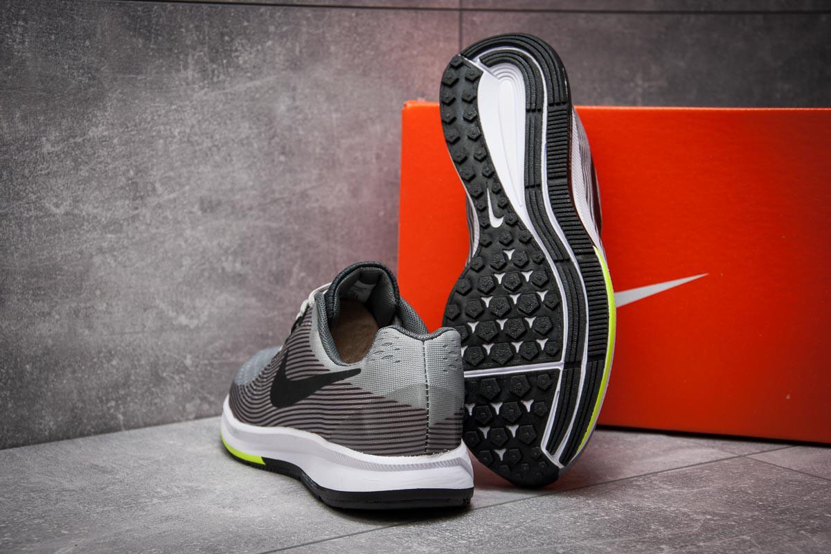 Мужские летние кроссовки Nike Zoom Pegasus 34, серые (12591), р. 40 ... 61df9d6aacf