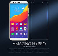 Защитное стекло Nillkin Anti-Explosion Glass H+Pro для Honor 7C