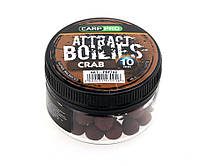 Бойлы Carp Pro Attract Boilies Crab 10mm