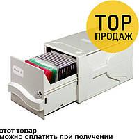 Мультимедийный ящик на замок Durable 5256 / аксессуары для дома