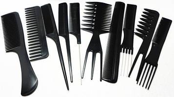 Расчёски для волос: виды, применение