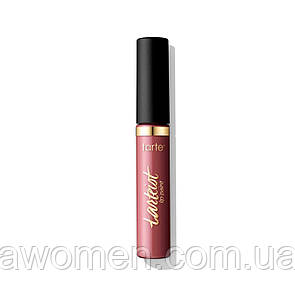 Помада матовая жидкая Tarte quick dry matte lip paint (festival)