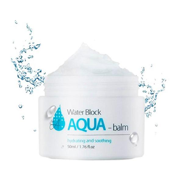 Увлажняющий Крем-бальзам The Skin House Water block aqua balm, 50ml