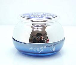 Увлажняющий крем с Растительной Плацентой Yedam Yun Bit Yun Jin Gyeol Aqua Water Drop Cream, 50ml