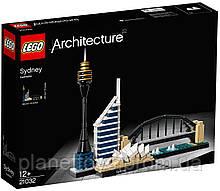 LEGO Architecture 21032 Сидней