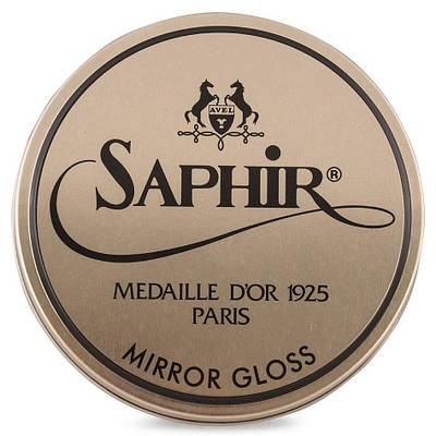 Крем для глассажа Saphir Medaille d'Or Mirror Gloss 75ml