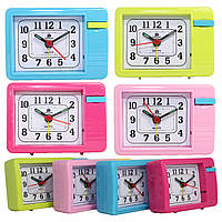 Часы будильник XINDADIANZI №136 настольные с подсветкой