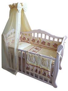 Детская постель Twins Standart (цвета — в ассортименте)