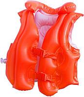 Детский жилет для плавания Intex 58671
