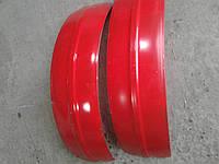 Крыло переднее МТЗ-80, 82 (пластик, метал)