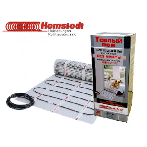 Нагревательный мат Hemstedt DH 750W (5 м²)