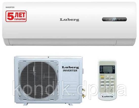 Кондиционер Luberg LSR-12HDV Inverter, фото 2