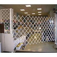 Защитные раздвижные решетки, фото 1