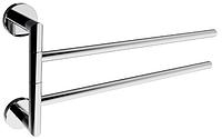 Полотенцедержатель двухрожжковый HRANICE IMPRESE 134100