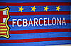 "Пляжное полотенце  ФК ""Барселона"" с логотипом  любимого футбольного клуба, фото 5"