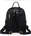 Рюкзак женский  Стрекоза с аппликацией, фото 4