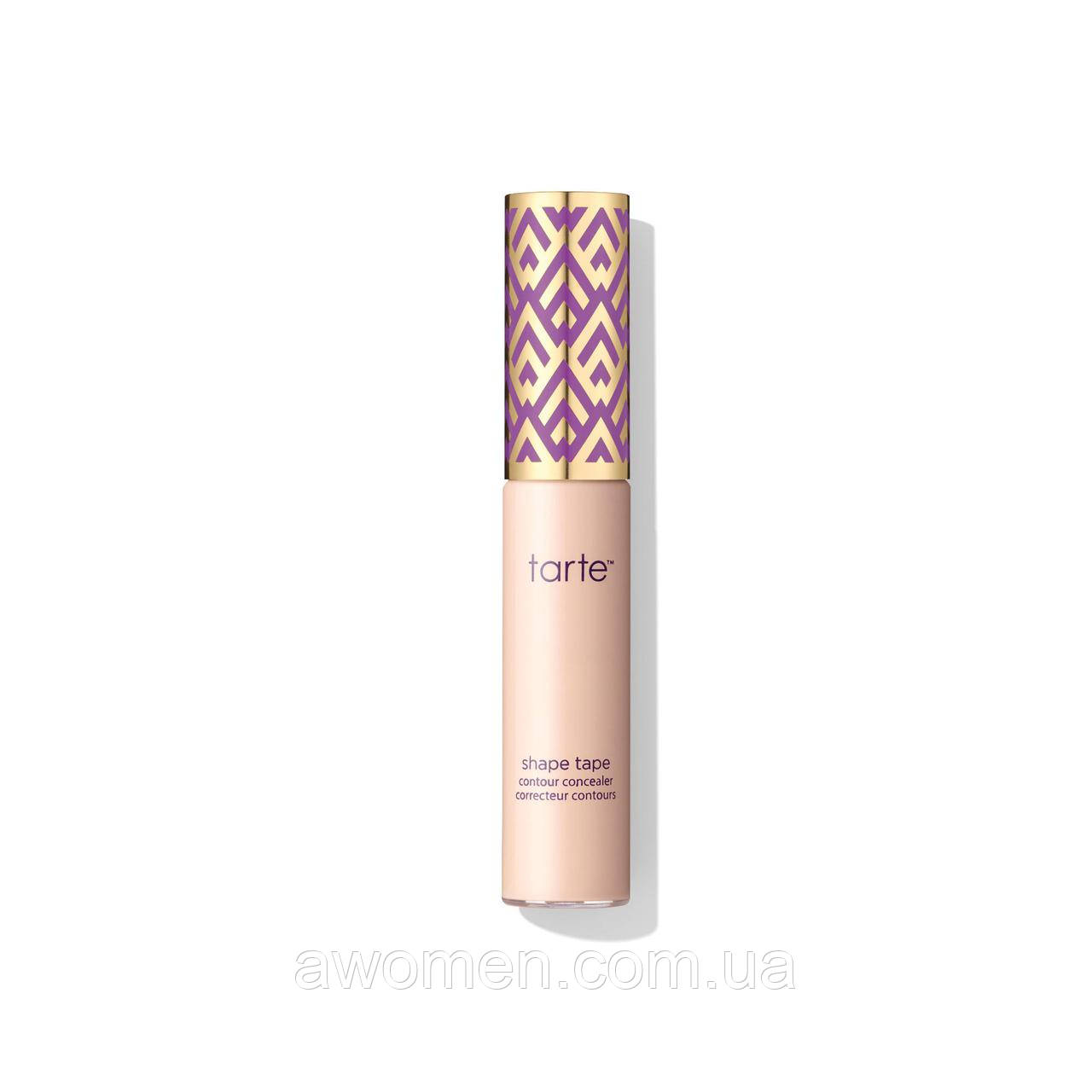 Жидкий консилер Tarte shape tape contour concealer (light)