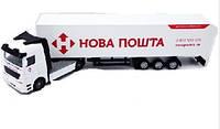 Автомодель - фура Новая Почта