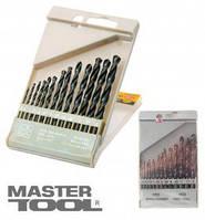 MasterTool  Набор сверл HHS 13 шт, 2-8 мм, Арт.: 11-0213